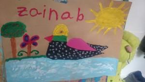 Vogel1 Kinderkunstschule